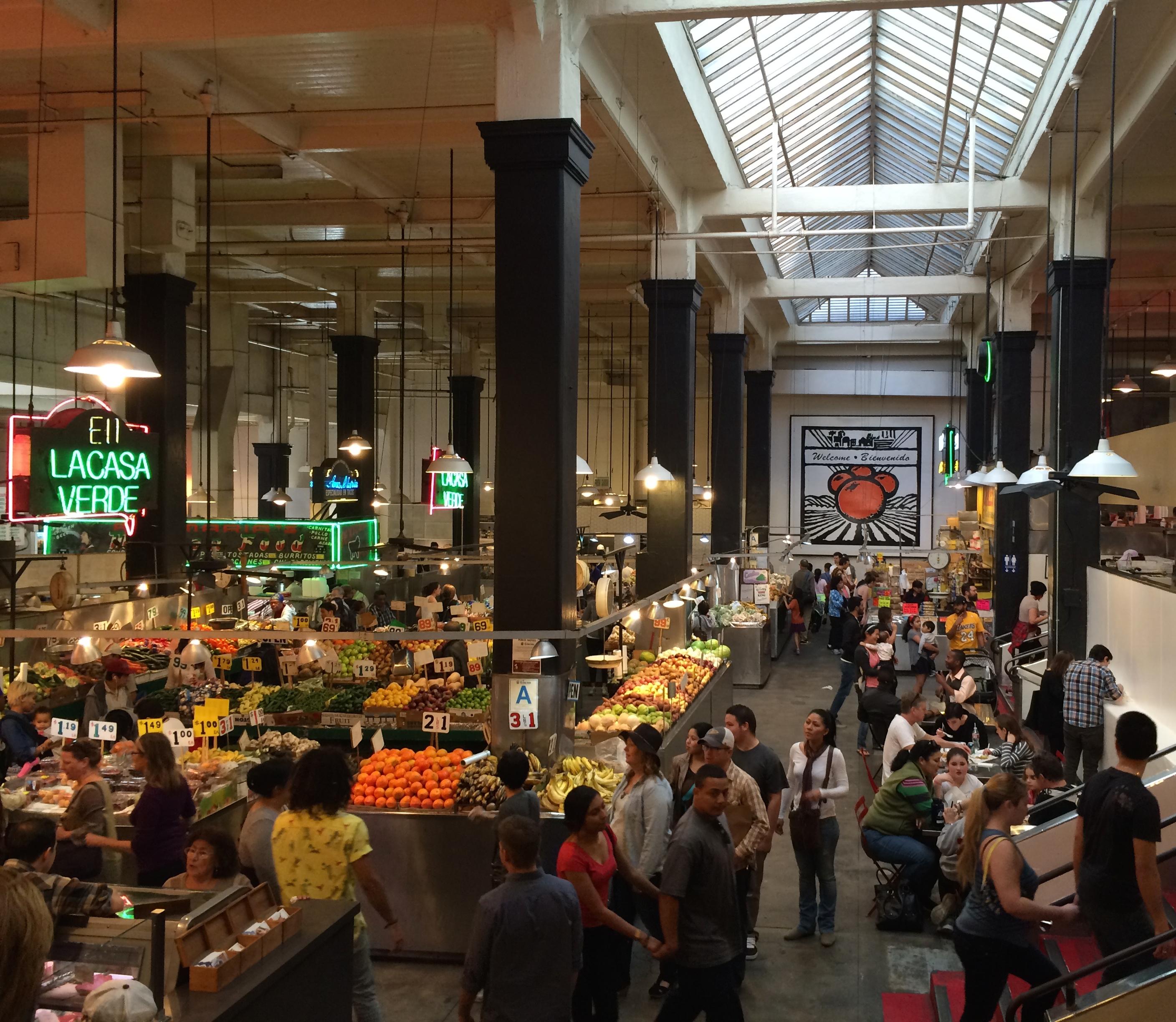 Best Food Grand Central Market